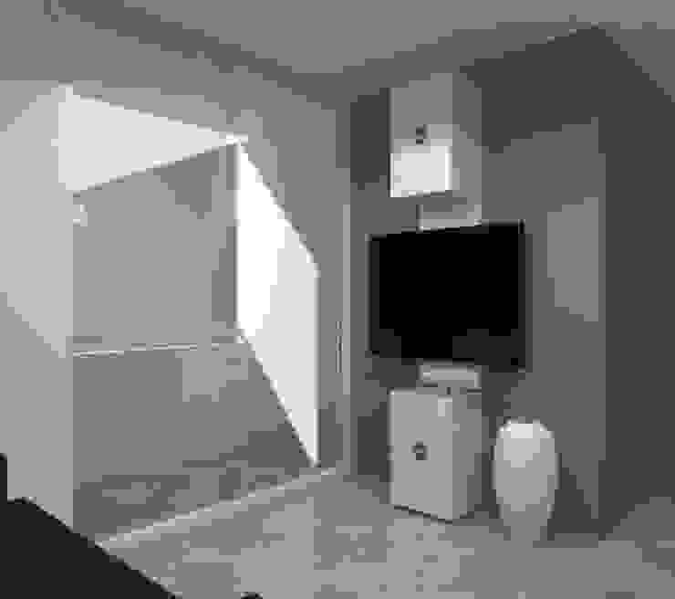 Remodelación Apartamento Agua Blanca. Valencia Marianny Velasquez arquitecto Salas de estilo moderno