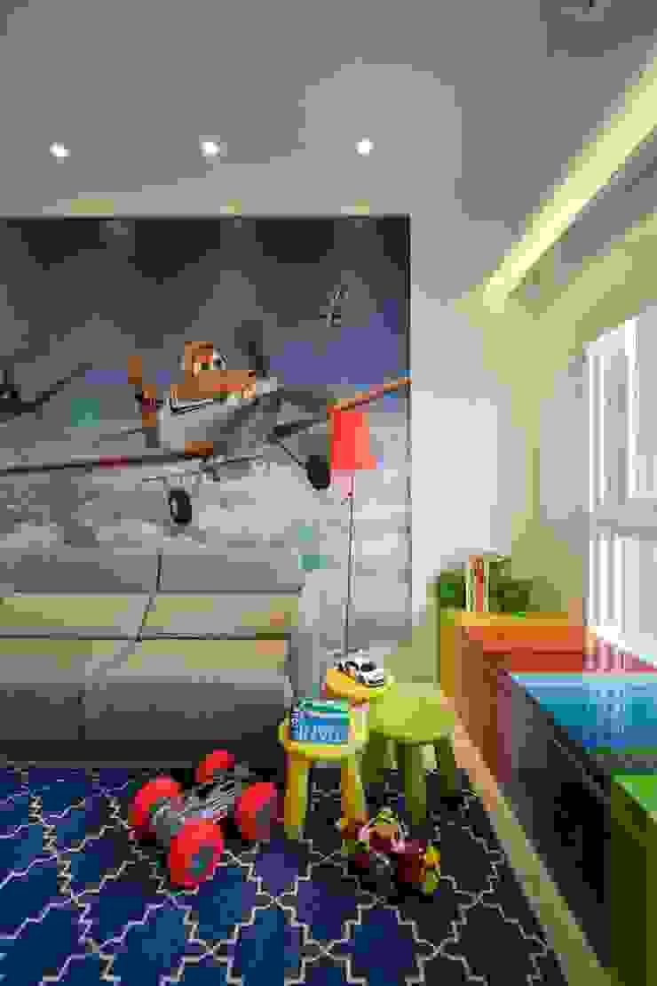 NG Apartment Modern nursery/kids room by Atelier Design N Domain Modern