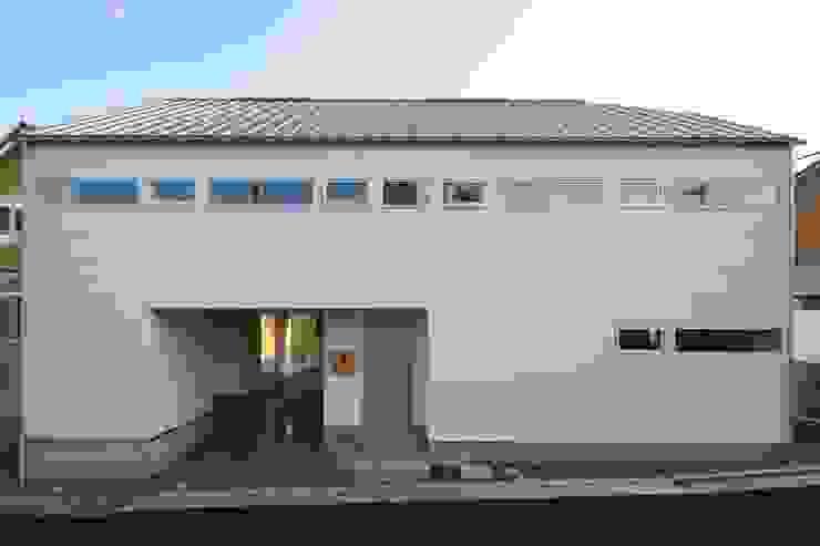 建物ファサード オリジナルな 家 の 田原泰浩建築設計事務所 オリジナル