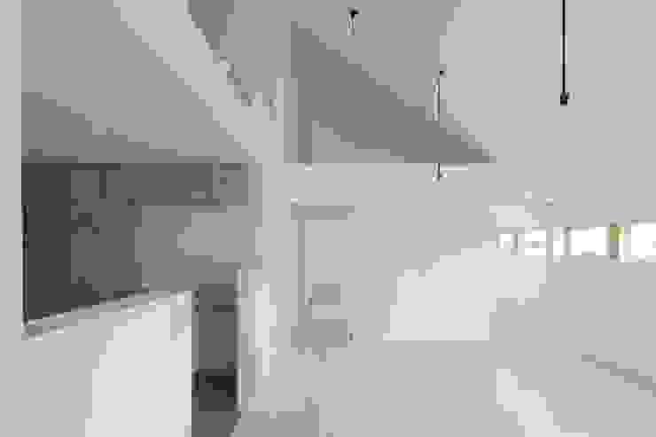 リビング空間 オリジナルデザインの リビング の 田原泰浩建築設計事務所 オリジナル