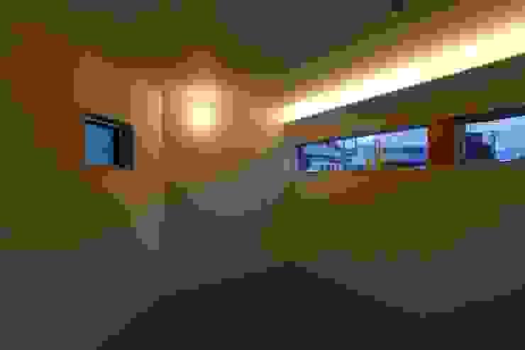 個室2 オリジナルスタイルの 寝室 の 田原泰浩建築設計事務所 オリジナル