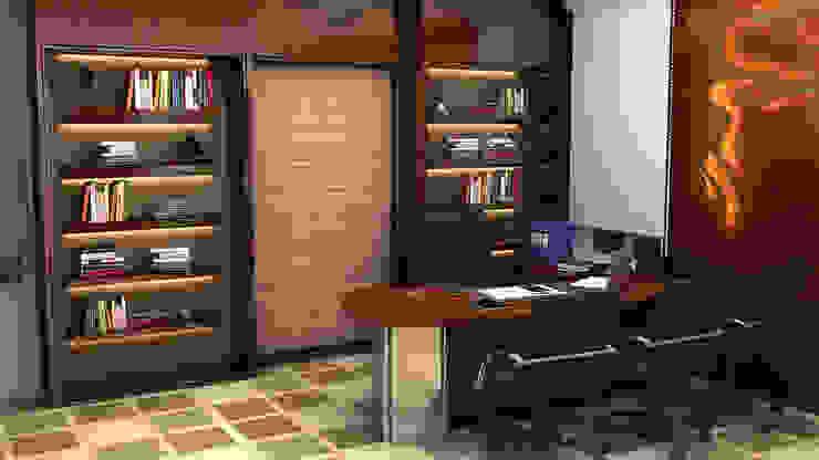 Propalarity Group: modern  by FYD Interiors Pvt. Ltd,Modern