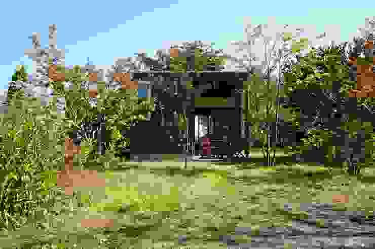伊香保の小屋 ミニマルな 家 の デザインプラネッツ一級建築士事務所 ミニマル