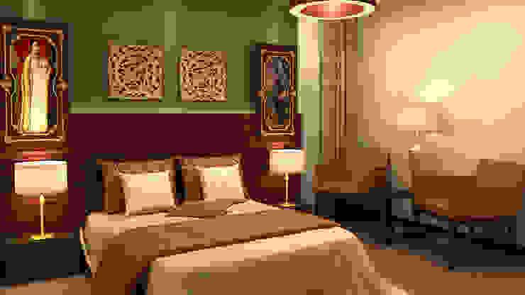 Varanasi Hotel by FYD Interiors Pvt. Ltd