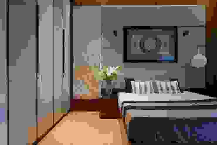 AVS Apartment Modern style bedroom by Atelier Design N Domain Modern