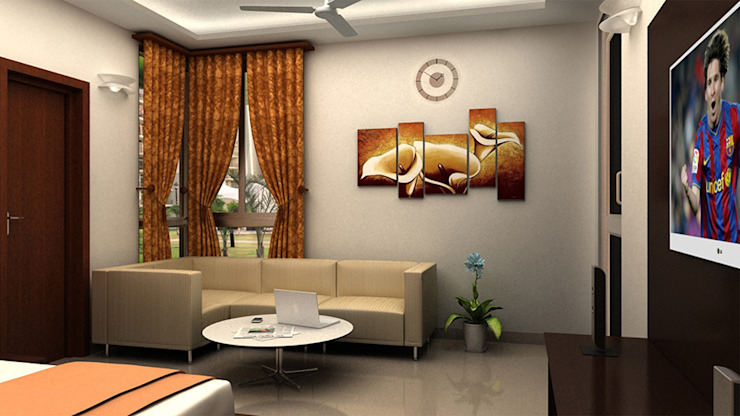 Omaxe by FYD Interiors Pvt. Ltd