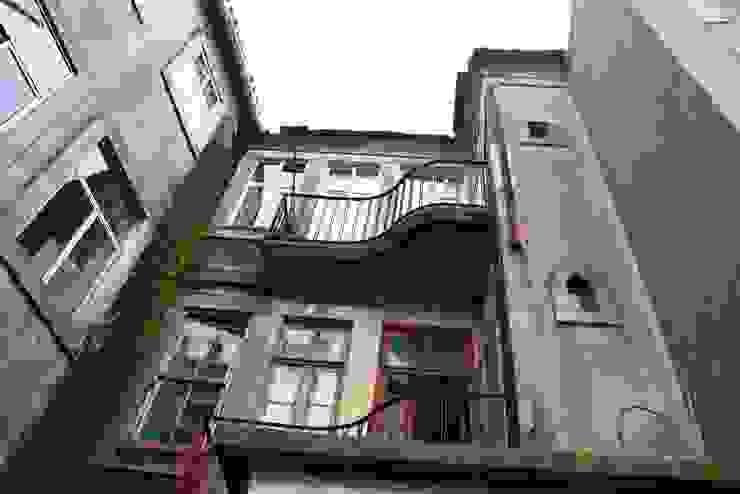 São Lazaro Casas modernas por minimalinea Moderno