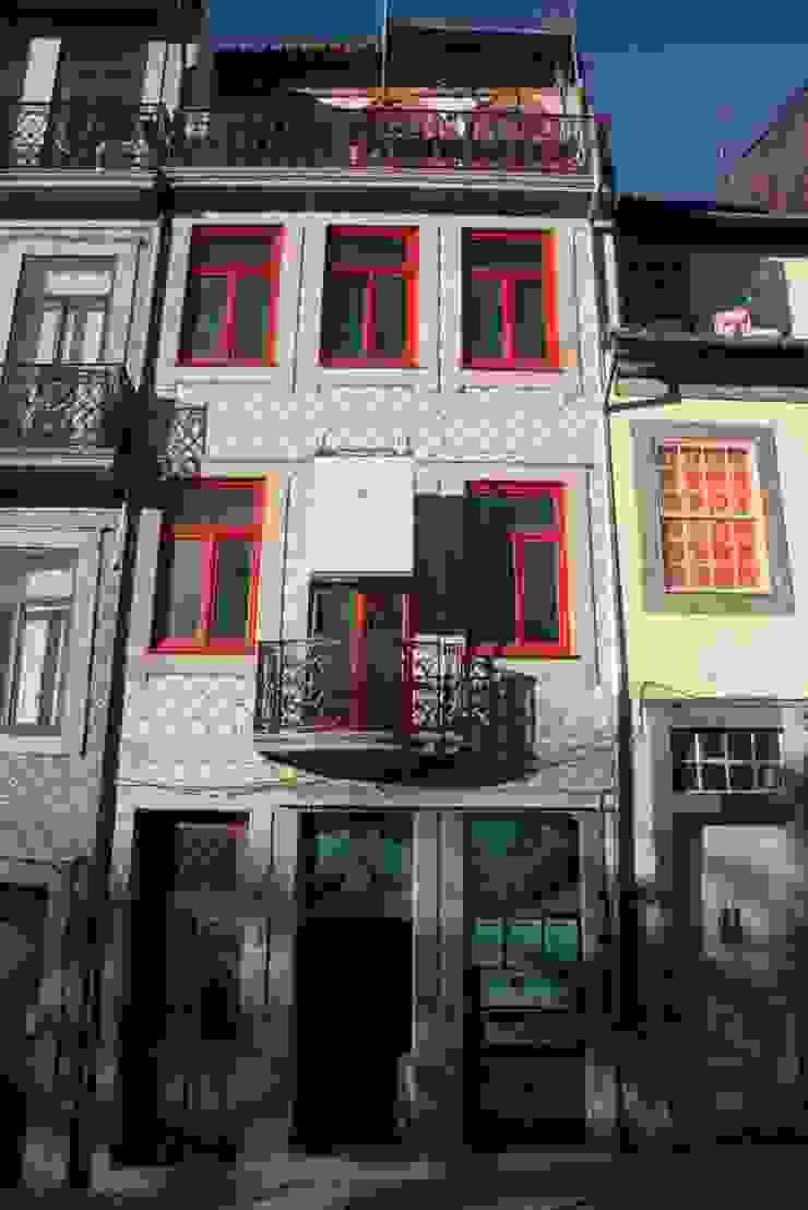 Obra Casas modernas por minimalinea Moderno