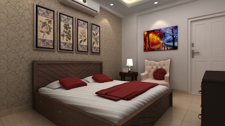 Tulip Group Project by FYD Interiors Pvt. Ltd
