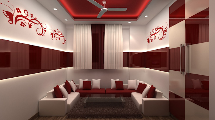by FYD Interiors Pvt. Ltd