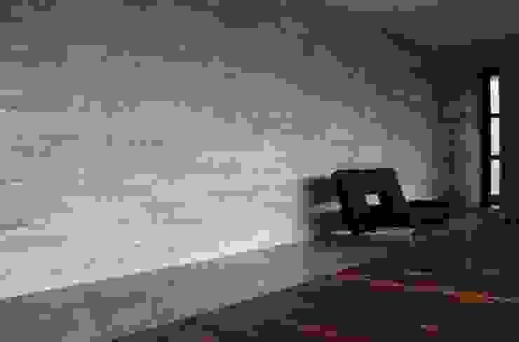 CASA MV RENACIMIENTO Salones modernos de planeta diseño + construcción SA de CV Moderno