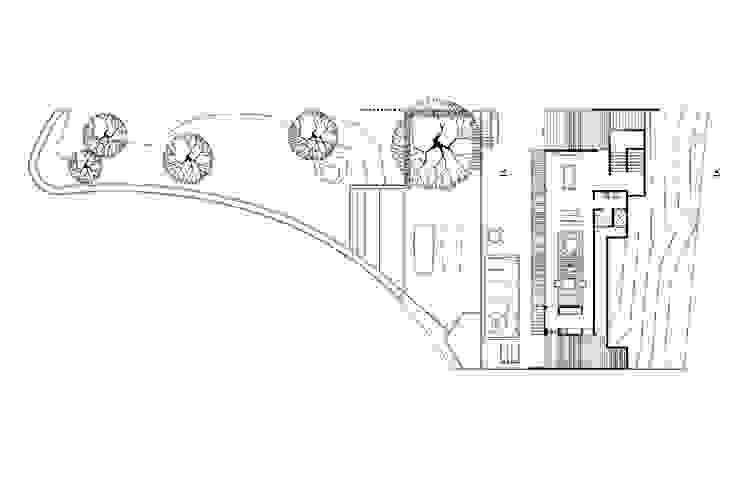 CASA MV RENACIMIENTO de planeta diseño + construcción SA de CV Moderno