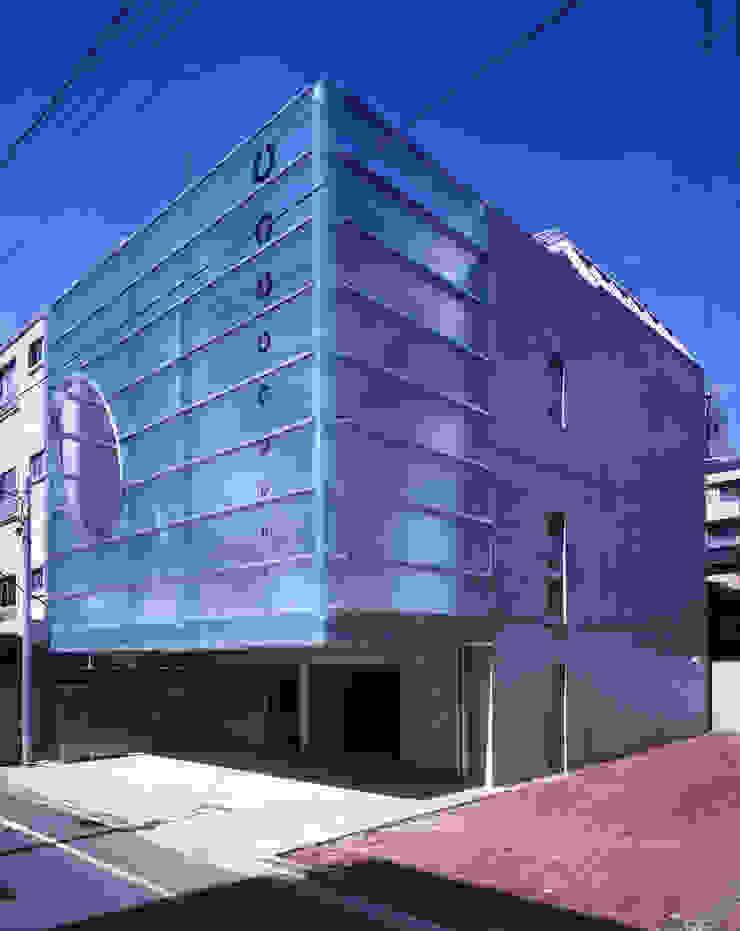 Moderne Häuser von Guen BERTHEAU-SUZUKI Co.,Ltd. Modern