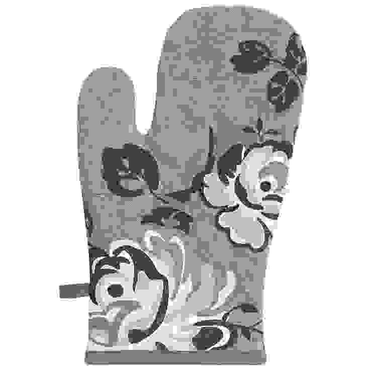 Варежка-прихватка для горячего GreenGate Dora Linen G076 от LeHome Interiors Классический Текстиль Янтарный / Золотой