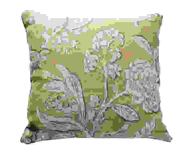 Подушка V016 от LeHome Interiors Классический Текстиль Янтарный / Золотой
