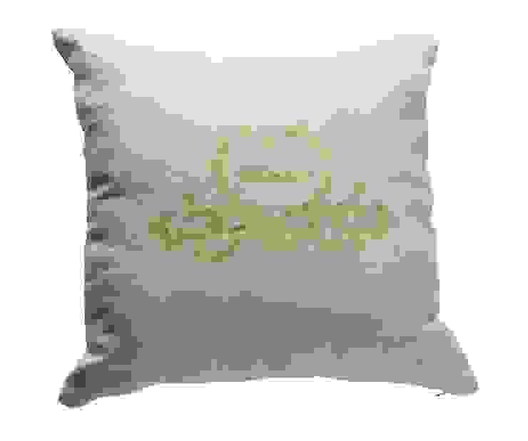 Подушка V023 от LeHome Interiors Классический Текстиль Янтарный / Золотой