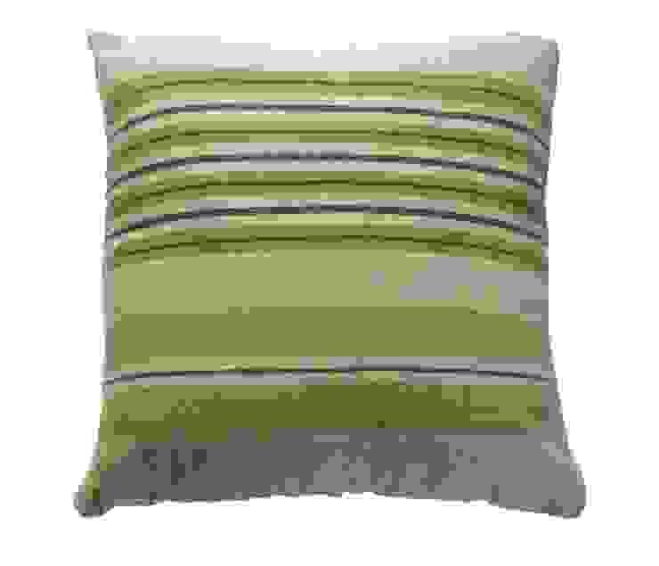 Подушка V026 от LeHome Interiors Классический Текстиль Янтарный / Золотой