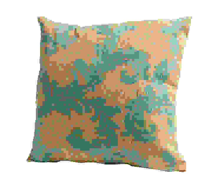 Подушка V597 от LeHome Interiors Классический Текстиль Янтарный / Золотой