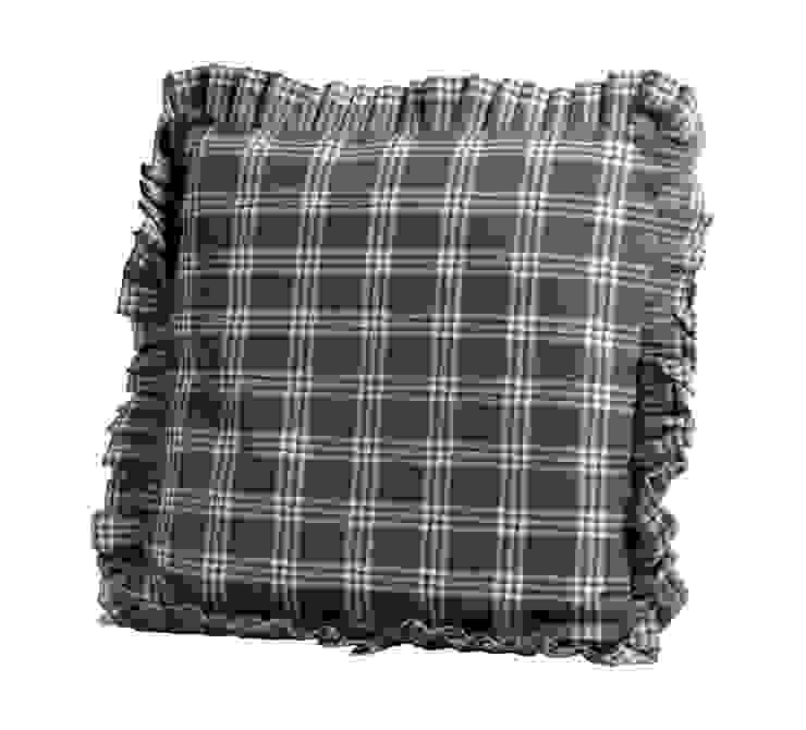 Подушка V599 от LeHome Interiors Классический Текстиль Янтарный / Золотой