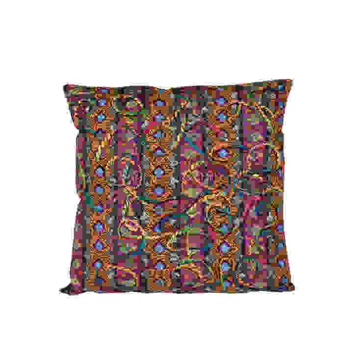 Подушка V1029 от LeHome Interiors Классический Текстиль Янтарный / Золотой