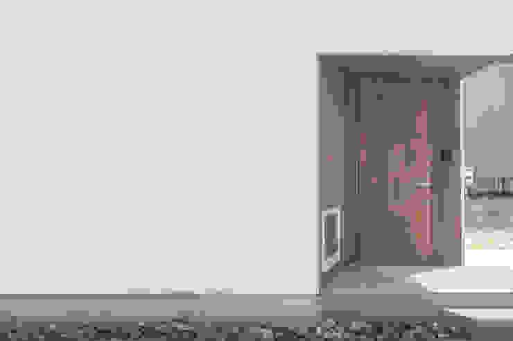つどう×つながる家 モダンな 窓&ドア の 加藤淳一級建築士事務所 モダン