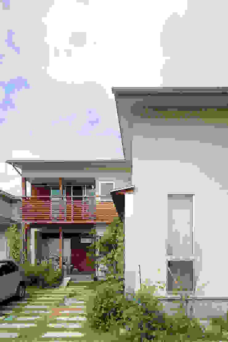 飾らない家/フレキシブルな空間 オリジナルな 家 の 加藤淳一級建築士事務所 オリジナル