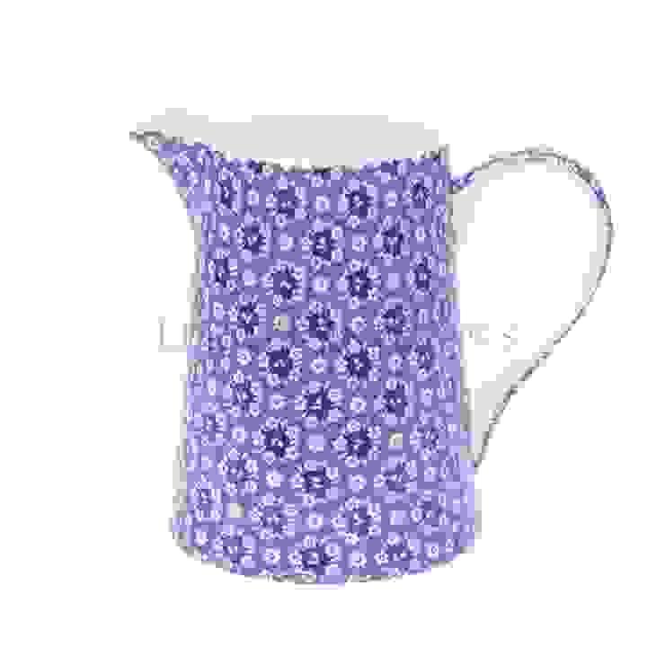 Кувшин (1л) GreenGate Fay Blue G037 от LeHome Interiors Классический Керамика