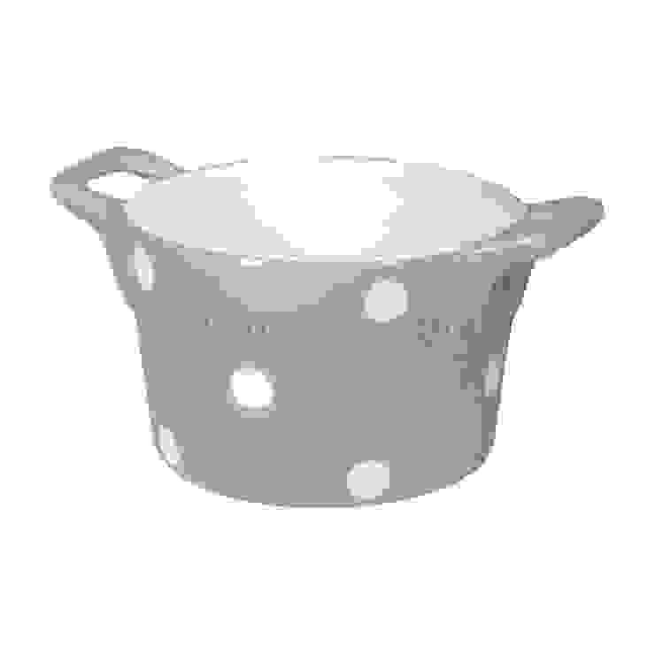 Блюдо для запекания GreenGate Beige Dot G090 от LeHome Interiors Классический Керамика