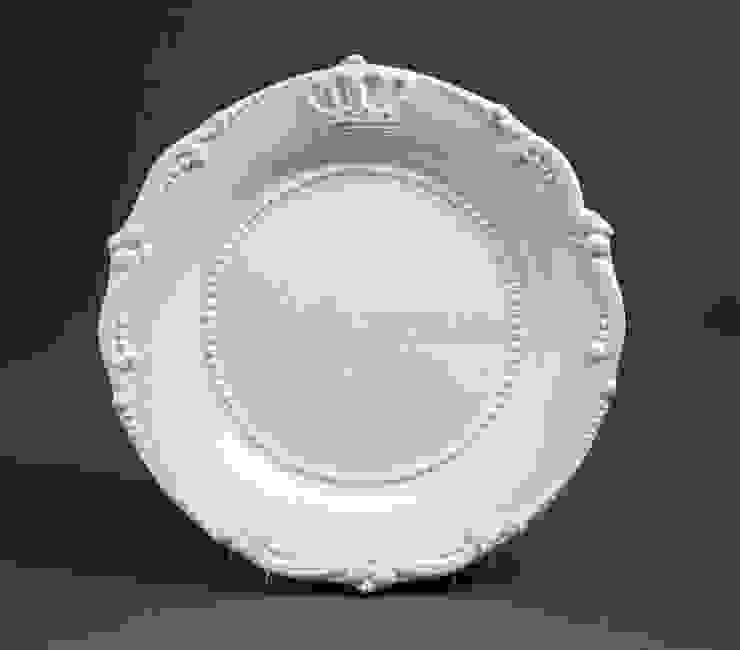 Тарелка (короны) V292 от LeHome Interiors Классический Керамика