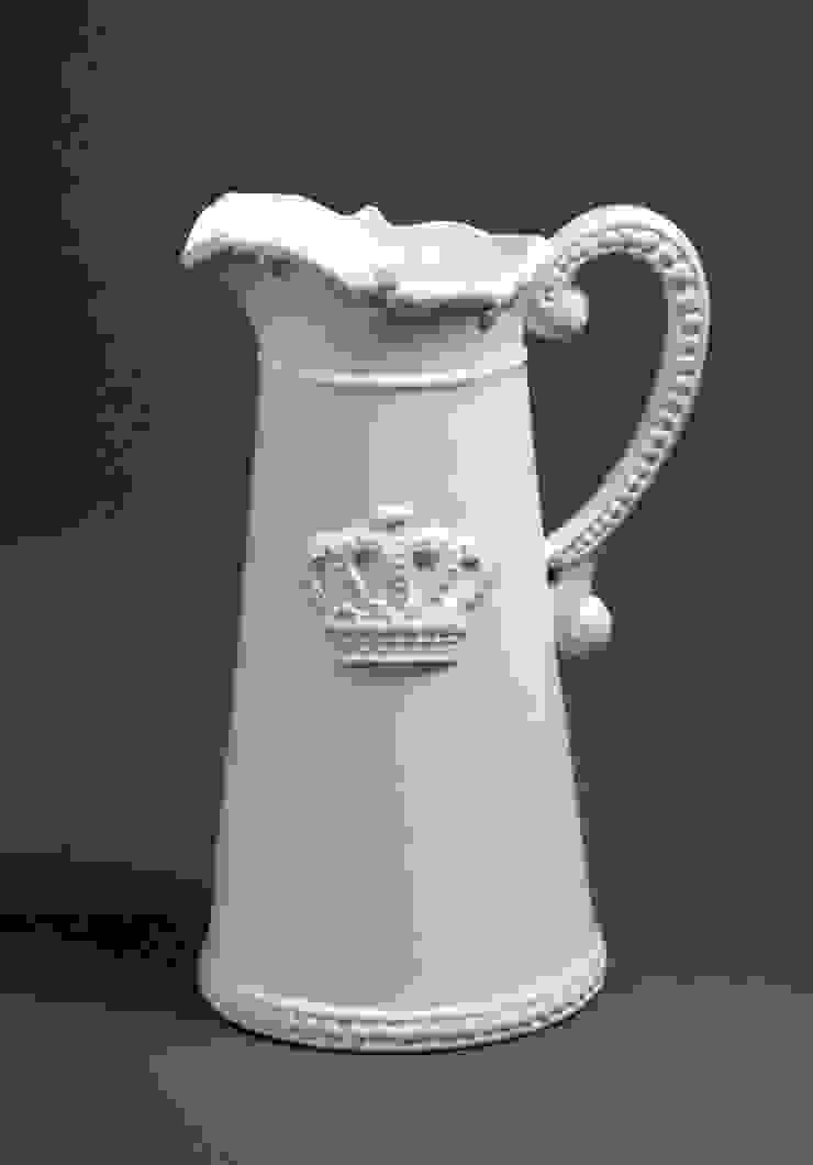 Кувшин (короны) V293 от LeHome Interiors Классический Керамика
