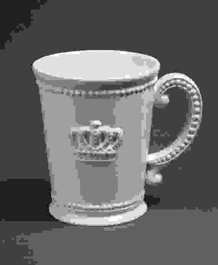 Кружка (короны) V297 от LeHome Interiors Классический Керамика