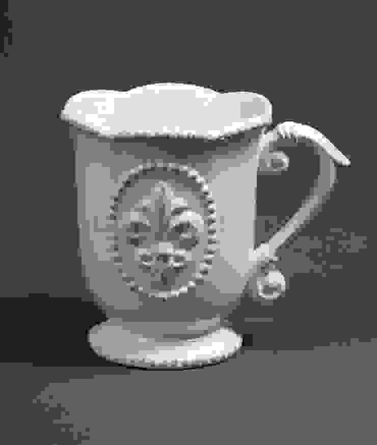 Кружка V356 от LeHome Interiors Классический Керамика