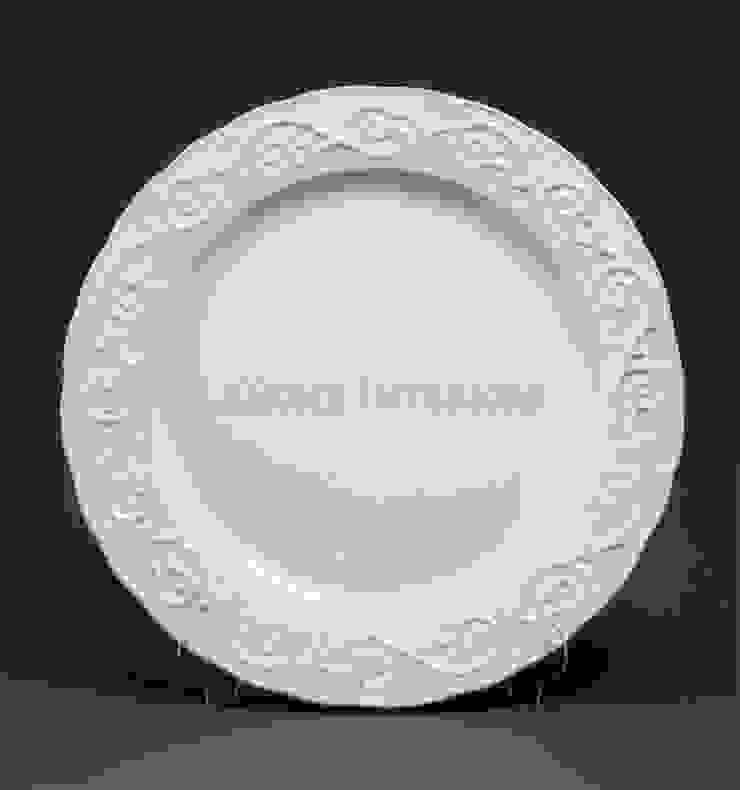 Тарелка V566 от LeHome Interiors Классический Керамика