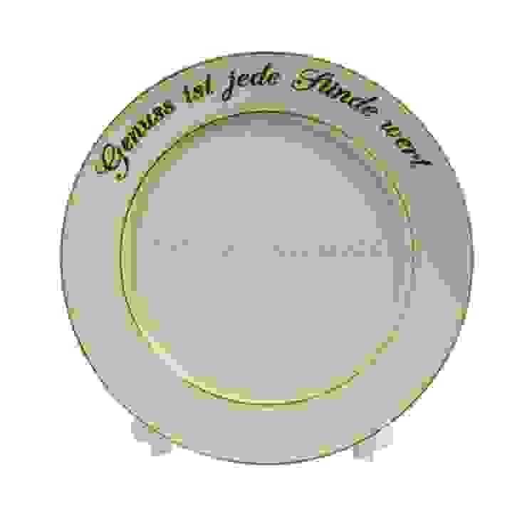 Тарелка V841 от LeHome Interiors Классический Керамика