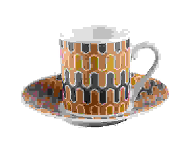 Кофейная пара V1007 от LeHome Interiors Классический Фарфор