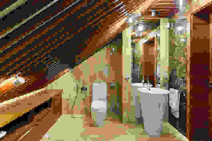 Modern bathroom by Юдин и Новиков Дизайн-студия Modern