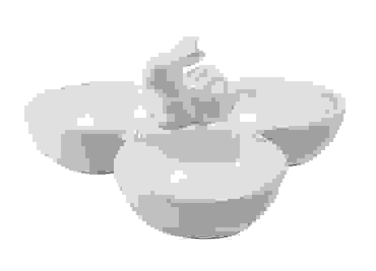 Чаша (в составе 3шт) V1125 от LeHome Interiors Классический Керамика