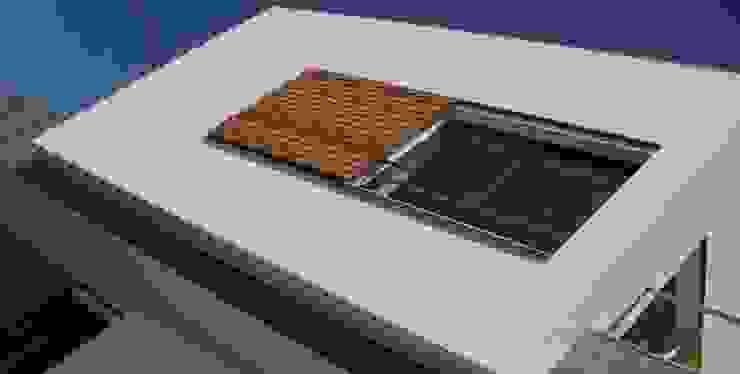 Casa Cubo Casas modernas por Plano Humano Arquitectos Moderno
