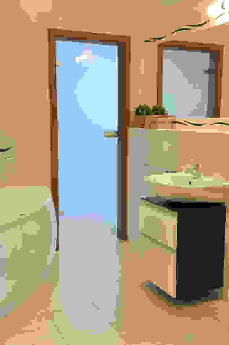 Biuro Projektów MTM Styl - domywstylu.pl Modern Bathroom