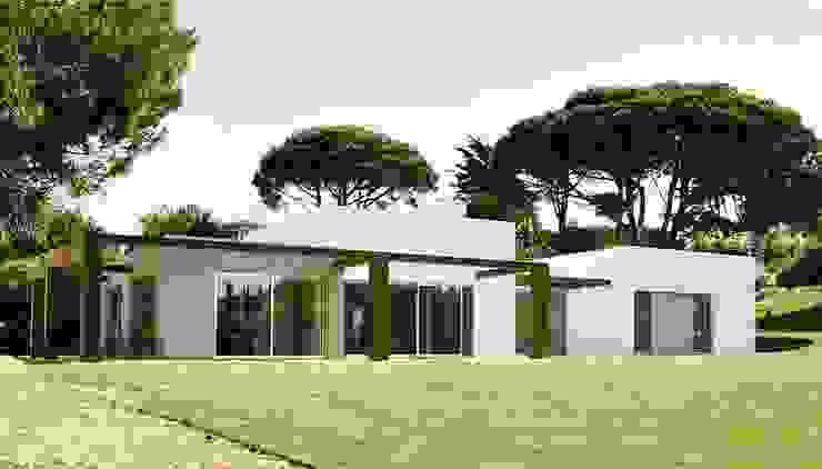 Moradia | L49 Casas modernas por MARQA - Mello Arquitetos Associados Moderno