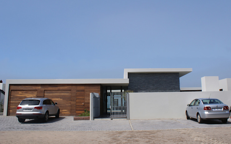 Houses by van ringen architecten,