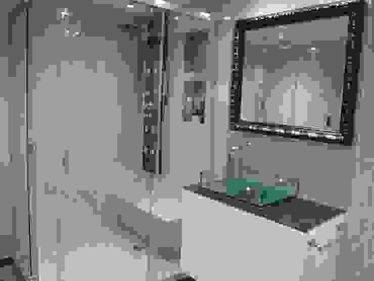 에클레틱 욕실 by Martyseguido diseño interiorismo 에클레틱 (Eclectic)