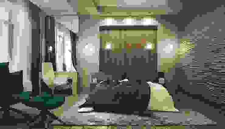 Дом в п. Архангельский Спальня в стиле модерн от Kakoyan Design Модерн