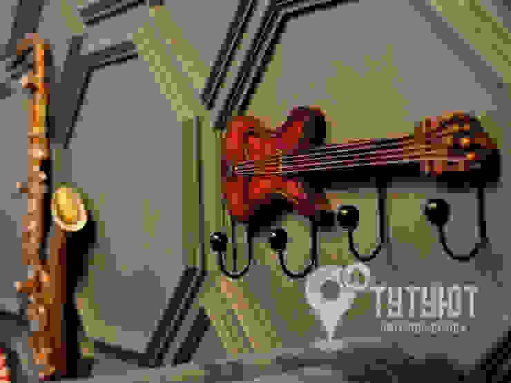 Кафе в лучших американских традициях PAN AMERICAN 8500 от Interior Design Studio Tut Yut Эклектичный