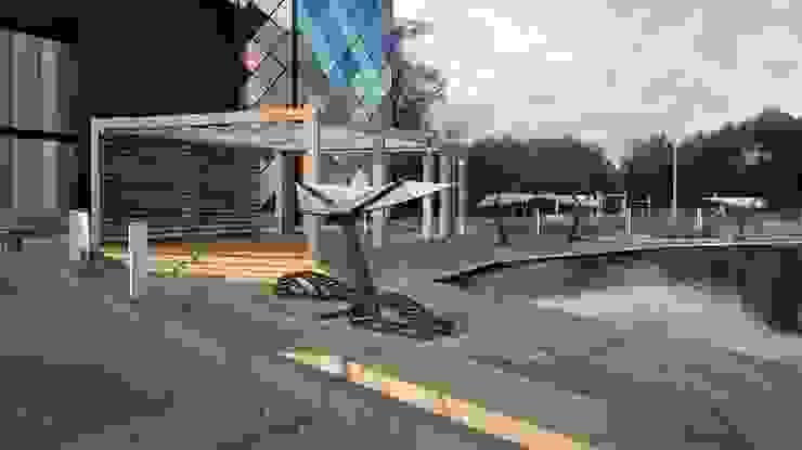 Торговый Центр в г. Красногорск микрорайон Опалиха от Kakoyan Design