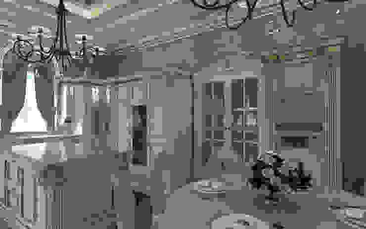 Кухня в классическом стиле Кухня в классическом стиле от Kakoyan Design Классический
