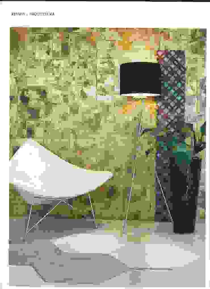 Casa Rara Acabamentos por Clara Vicente Arquitetura Minimalista Cerâmica