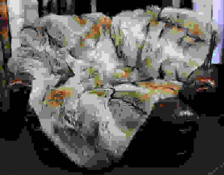 от Lars Paustian - International Fur Кантри Мех Белый