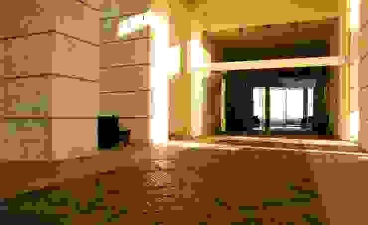 モダンなホテル の Olivia Aldrete Haas モダン