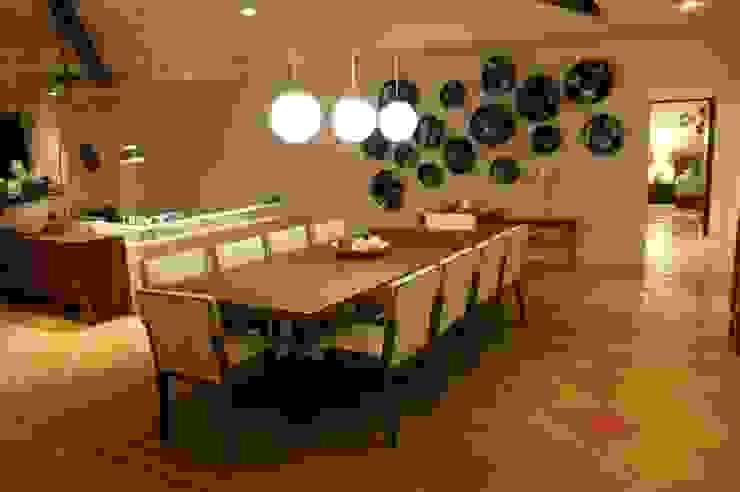 Modern Dining Room by Olivia Aldrete Haas Modern
